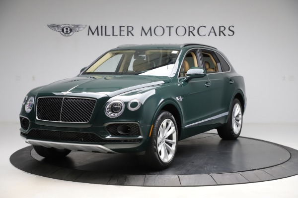 Used 2019 Bentley Bentayga V8 for sale $158,900 at Alfa Romeo of Greenwich in Greenwich CT 06830 1