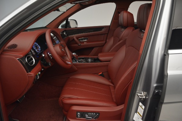Used 2019 Bentley Bentayga V8 for sale Call for price at Alfa Romeo of Greenwich in Greenwich CT 06830 18