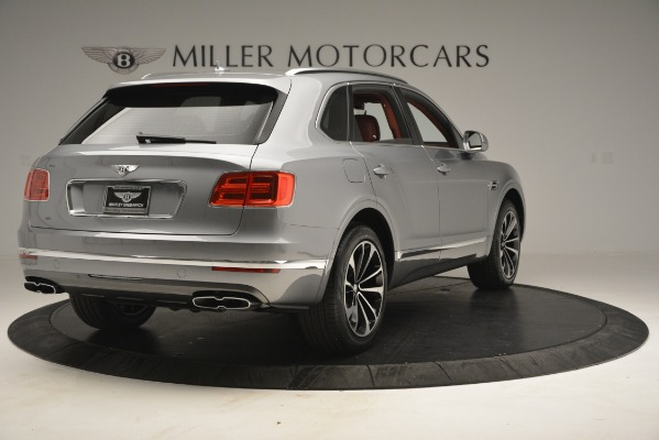 Used 2019 Bentley Bentayga V8 for sale Call for price at Alfa Romeo of Greenwich in Greenwich CT 06830 7