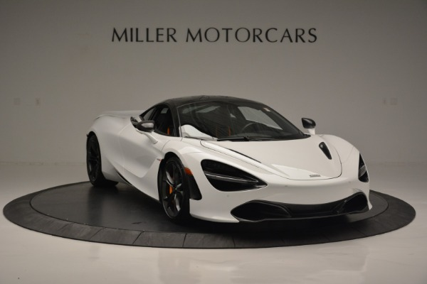 Used 2019 McLaren 720S Coupe for sale Sold at Alfa Romeo of Greenwich in Greenwich CT 06830 11