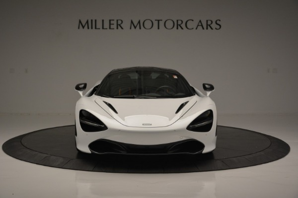 Used 2019 McLaren 720S Coupe for sale Sold at Alfa Romeo of Greenwich in Greenwich CT 06830 12