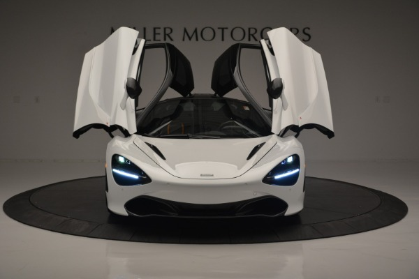 Used 2019 McLaren 720S Coupe for sale Sold at Alfa Romeo of Greenwich in Greenwich CT 06830 13