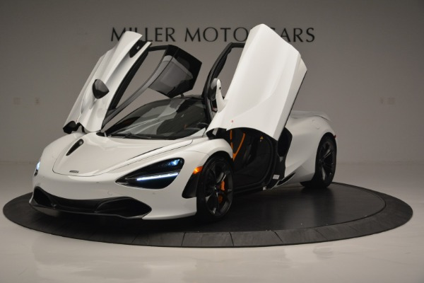 Used 2019 McLaren 720S Coupe for sale Sold at Alfa Romeo of Greenwich in Greenwich CT 06830 14