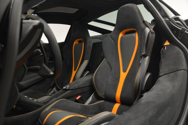 Used 2019 McLaren 720S Coupe for sale Sold at Alfa Romeo of Greenwich in Greenwich CT 06830 17
