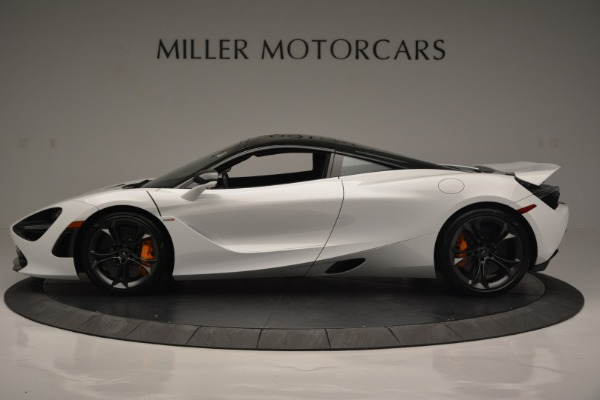 Used 2019 McLaren 720S Coupe for sale Sold at Alfa Romeo of Greenwich in Greenwich CT 06830 3