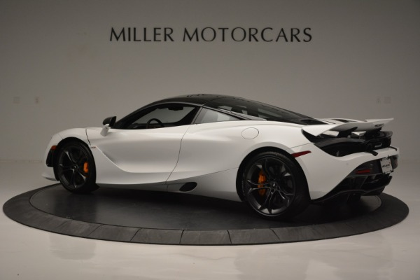 Used 2019 McLaren 720S Coupe for sale Sold at Alfa Romeo of Greenwich in Greenwich CT 06830 4