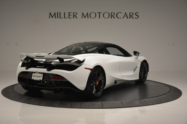 Used 2019 McLaren 720S Coupe for sale Sold at Alfa Romeo of Greenwich in Greenwich CT 06830 7