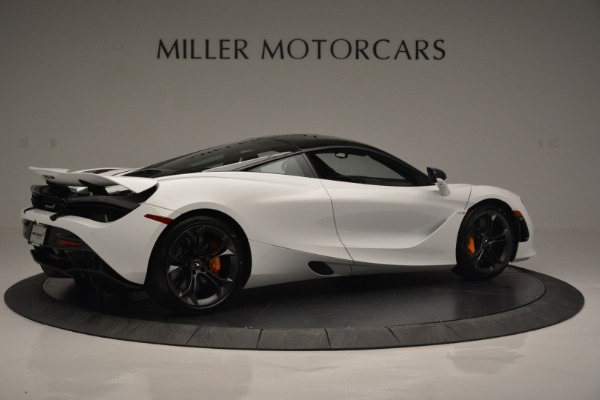 Used 2019 McLaren 720S Coupe for sale Sold at Alfa Romeo of Greenwich in Greenwich CT 06830 8