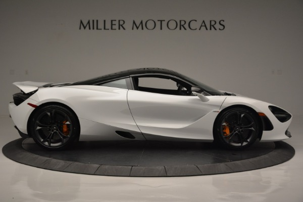 Used 2019 McLaren 720S Coupe for sale Sold at Alfa Romeo of Greenwich in Greenwich CT 06830 9