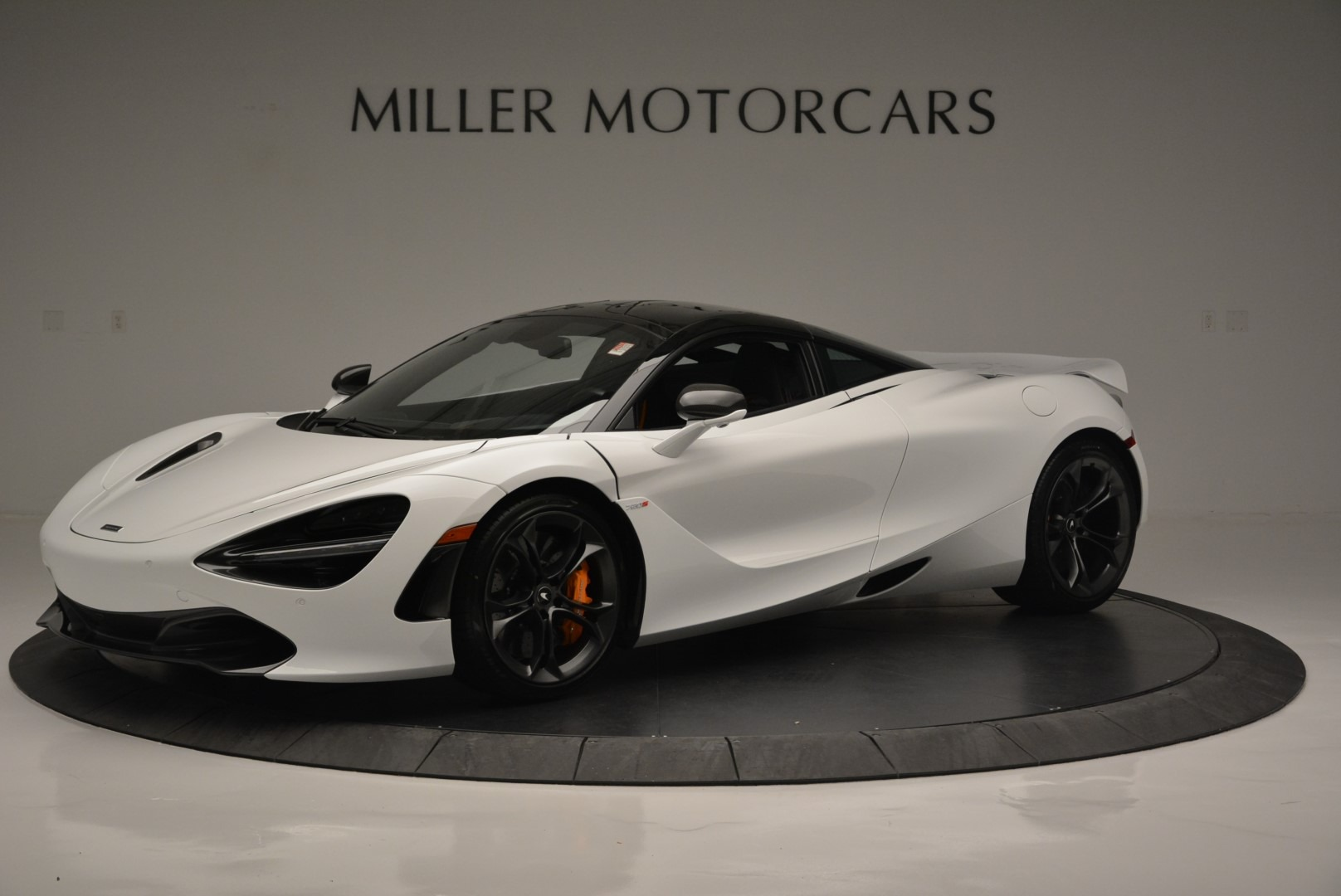 Used 2019 McLaren 720S Coupe for sale Sold at Alfa Romeo of Greenwich in Greenwich CT 06830 1
