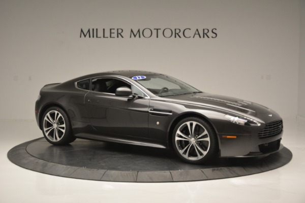 Used 2012 Aston Martin V12 Vantage Coupe for sale Sold at Alfa Romeo of Greenwich in Greenwich CT 06830 10