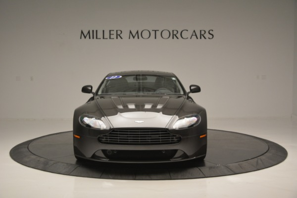Used 2012 Aston Martin V12 Vantage Coupe for sale Sold at Alfa Romeo of Greenwich in Greenwich CT 06830 12