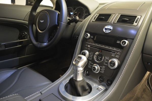 Used 2012 Aston Martin V12 Vantage Coupe for sale Sold at Alfa Romeo of Greenwich in Greenwich CT 06830 17