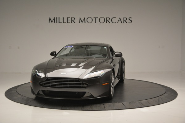 Used 2012 Aston Martin V12 Vantage Coupe for sale Sold at Alfa Romeo of Greenwich in Greenwich CT 06830 2
