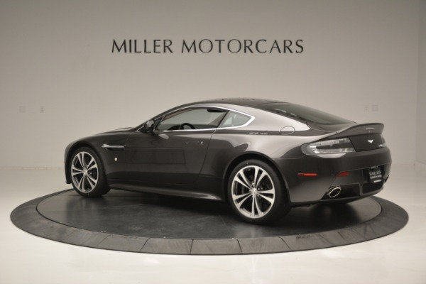Used 2012 Aston Martin V12 Vantage Coupe for sale Sold at Alfa Romeo of Greenwich in Greenwich CT 06830 4