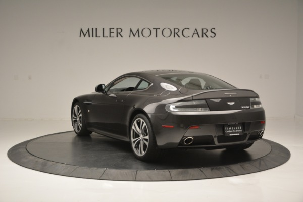 Used 2012 Aston Martin V12 Vantage Coupe for sale Sold at Alfa Romeo of Greenwich in Greenwich CT 06830 5