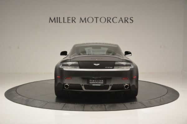 Used 2012 Aston Martin V12 Vantage Coupe for sale Sold at Alfa Romeo of Greenwich in Greenwich CT 06830 6