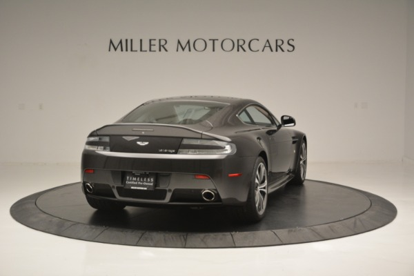Used 2012 Aston Martin V12 Vantage Coupe for sale Sold at Alfa Romeo of Greenwich in Greenwich CT 06830 7