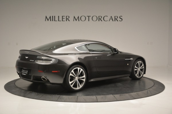 Used 2012 Aston Martin V12 Vantage Coupe for sale Sold at Alfa Romeo of Greenwich in Greenwich CT 06830 8