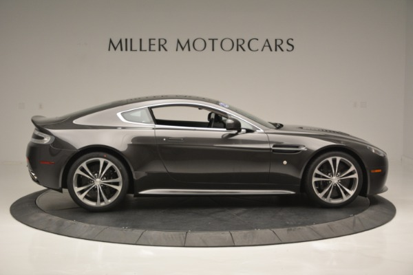 Used 2012 Aston Martin V12 Vantage Coupe for sale Sold at Alfa Romeo of Greenwich in Greenwich CT 06830 9