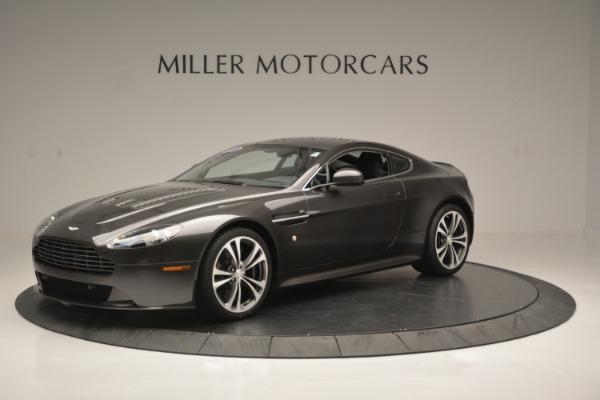 Used 2012 Aston Martin V12 Vantage Coupe for sale Sold at Alfa Romeo of Greenwich in Greenwich CT 06830 1