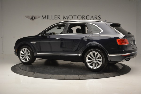 New 2019 Bentley Bentayga V8 for sale Sold at Alfa Romeo of Greenwich in Greenwich CT 06830 4