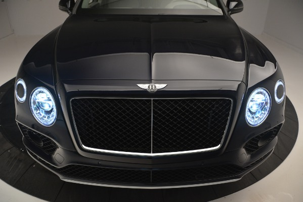 New 2019 Bentley Bentayga V8 for sale Sold at Alfa Romeo of Greenwich in Greenwich CT 06830 13