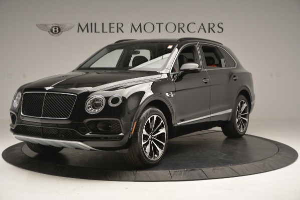 New 2019 Bentley Bentayga V8 for sale Sold at Alfa Romeo of Greenwich in Greenwich CT 06830 1