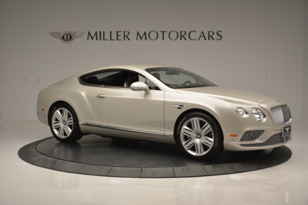 Used 2016 Bentley Continental GT W12 for sale $127,900 at Alfa Romeo of Greenwich in Greenwich CT 06830 10