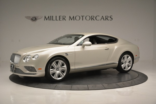Used 2016 Bentley Continental GT W12 for sale $127,900 at Alfa Romeo of Greenwich in Greenwich CT 06830 2