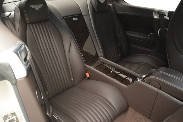 Used 2016 Bentley Continental GT W12 for sale $127,900 at Alfa Romeo of Greenwich in Greenwich CT 06830 21