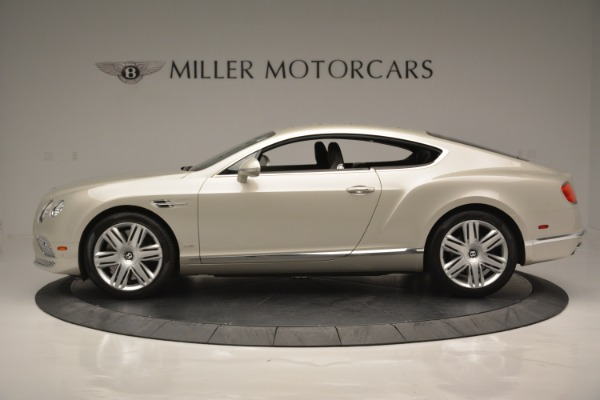 Used 2016 Bentley Continental GT W12 for sale $127,900 at Alfa Romeo of Greenwich in Greenwich CT 06830 3