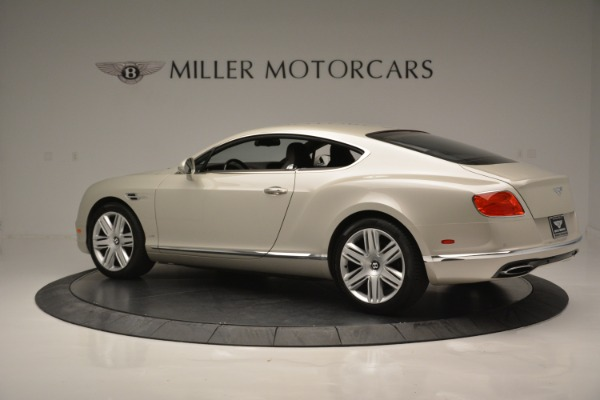 Used 2016 Bentley Continental GT W12 for sale $119,900 at Alfa Romeo of Greenwich in Greenwich CT 06830 4