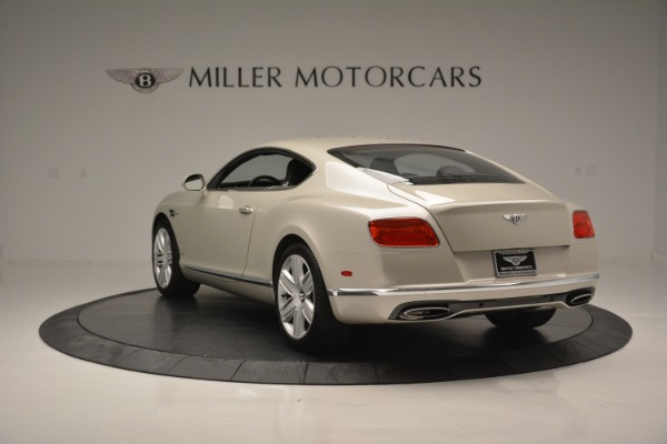 Used 2016 Bentley Continental GT W12 for sale $119,900 at Alfa Romeo of Greenwich in Greenwich CT 06830 5