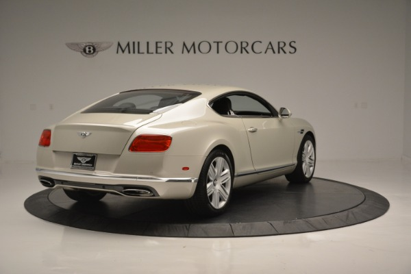 Used 2016 Bentley Continental GT W12 for sale $127,900 at Alfa Romeo of Greenwich in Greenwich CT 06830 7