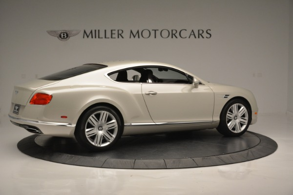 Used 2016 Bentley Continental GT W12 for sale $119,900 at Alfa Romeo of Greenwich in Greenwich CT 06830 8