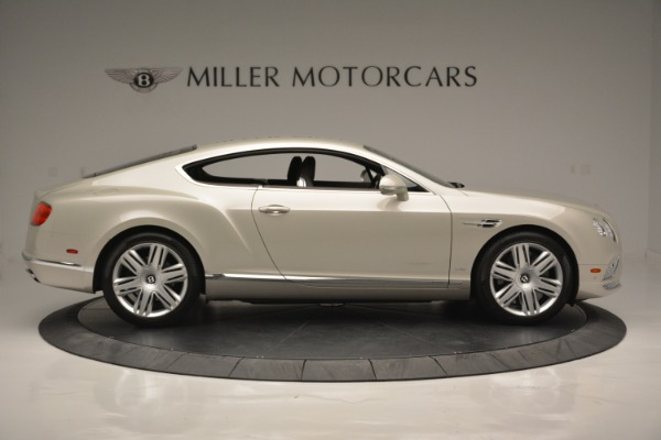 Used 2016 Bentley Continental GT W12 for sale $119,900 at Alfa Romeo of Greenwich in Greenwich CT 06830 9