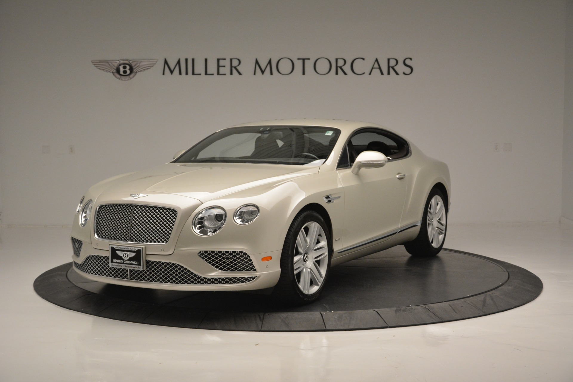 Used 2016 Bentley Continental GT W12 for sale $119,900 at Alfa Romeo of Greenwich in Greenwich CT 06830 1