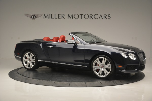 Used 2013 Bentley Continental GT V8 for sale Sold at Alfa Romeo of Greenwich in Greenwich CT 06830 10