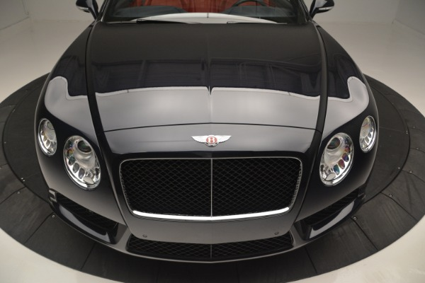 Used 2013 Bentley Continental GT V8 for sale Sold at Alfa Romeo of Greenwich in Greenwich CT 06830 20
