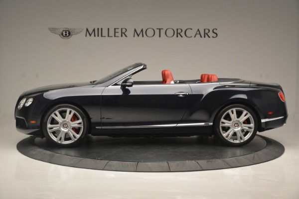 Used 2013 Bentley Continental GT V8 for sale Sold at Alfa Romeo of Greenwich in Greenwich CT 06830 3