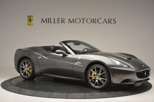 Used 2013 Ferrari California 30 for sale $110,900 at Alfa Romeo of Greenwich in Greenwich CT 06830 10