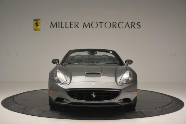 Used 2013 Ferrari California 30 for sale $110,900 at Alfa Romeo of Greenwich in Greenwich CT 06830 12