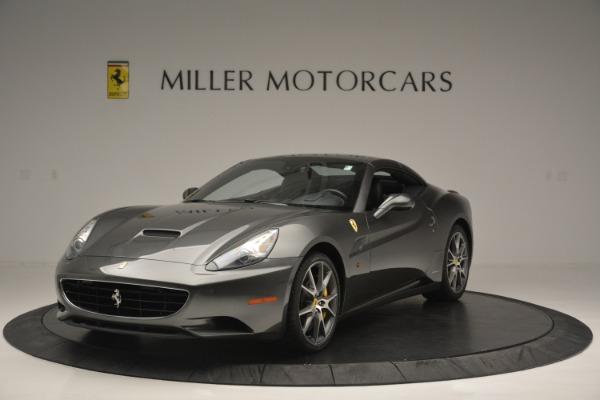 Used 2013 Ferrari California 30 for sale $110,900 at Alfa Romeo of Greenwich in Greenwich CT 06830 13