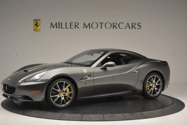 Used 2013 Ferrari California 30 for sale $110,900 at Alfa Romeo of Greenwich in Greenwich CT 06830 14