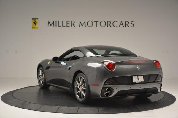 Used 2013 Ferrari California 30 for sale $110,900 at Alfa Romeo of Greenwich in Greenwich CT 06830 17