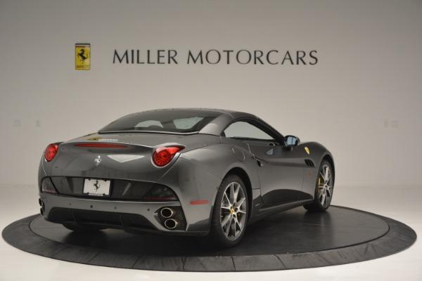Used 2013 Ferrari California 30 for sale $110,900 at Alfa Romeo of Greenwich in Greenwich CT 06830 19