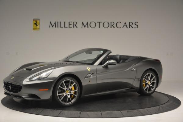 Used 2013 Ferrari California 30 for sale $110,900 at Alfa Romeo of Greenwich in Greenwich CT 06830 2