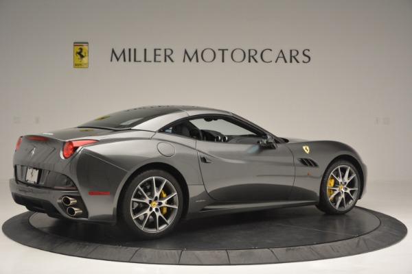 Used 2013 Ferrari California 30 for sale $110,900 at Alfa Romeo of Greenwich in Greenwich CT 06830 20