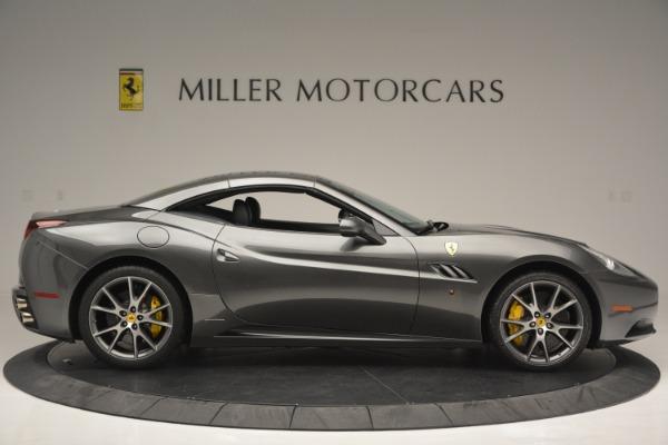 Used 2013 Ferrari California 30 for sale $110,900 at Alfa Romeo of Greenwich in Greenwich CT 06830 21